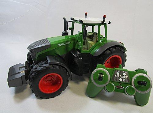 RC Traktor kaufen Traktor Bild 1: RC Traktor Fendt 1050 Vario mit Anhänger-Stalldungstreuer 1:16