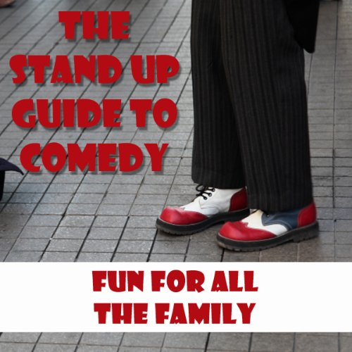 The Standup Guide to Comedy audiobook cover art