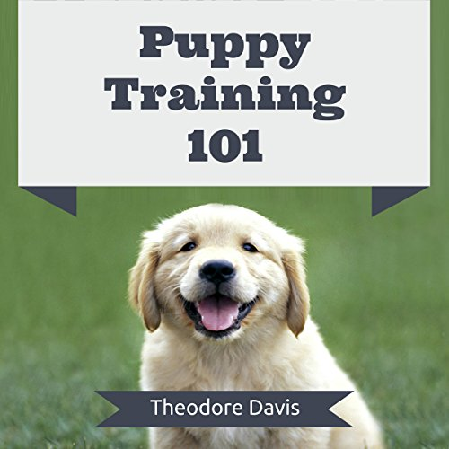 Puppy Training 101 audiobook cover art