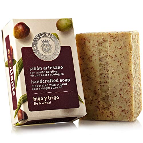 Chinata La Chinata Handcrafted Soap Exfoliating Fig Wheat 100 Gr 100 ml