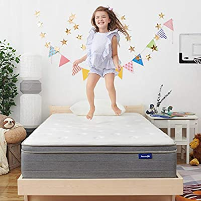 Sweetnight 10 Inch Full Size Mattress in a Box
