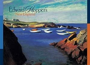 Edward Hopper's New England [With Envelope]