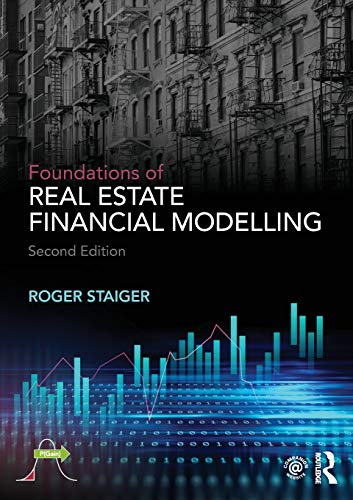 Real Estate Investing Books! - Foundations of Real Estate Financial Modelling