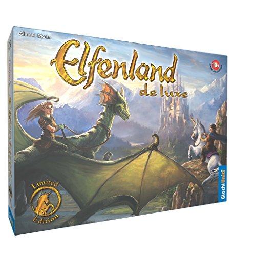 Giochi Uniti - Elfenland Brettspiel, Mehrfarbig, GU463