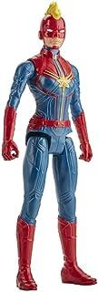 Boneco Titan Hero Marvel Capitã Marvel - E7875 - Hasbro