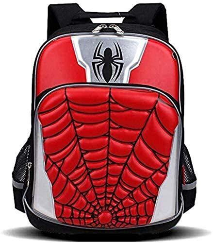 Marvel Children's School Bag Spiderman Backpack boy Avengers Elementary School Backpack