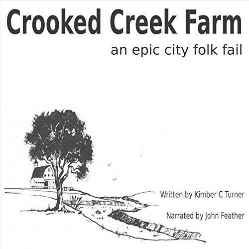 Crooked Creek Farm audiobook cover art