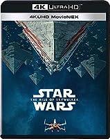 【店舗限定特典つき】 スター・ウォーズ/スカイウォーカーの夜明け 4K UHD MovieNEX [4K ULTRA HD+3D+ブルーレイ+デジタルコピー+MovieNEXワールド](オリジナル4連アクリルキーホルダー+コレクターズカード付き)[Blu-ray]