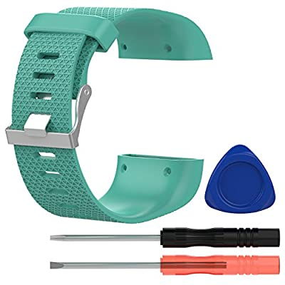 Awinner Bands for Fitbit Surge,Silicone Replacement Band for Fitbit Surge Wireless Activity Wristband Watch Fitness Tracker WatchBand