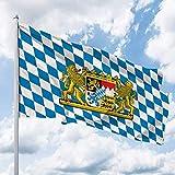 Deitert Bundesland-Flagge...