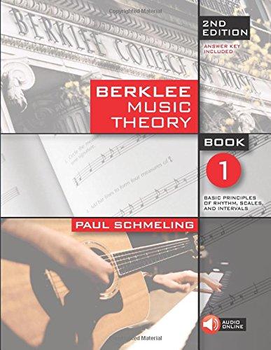 3. Berklee Music Theory Book 1