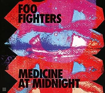 Medicine at Midnight Foo Fighters Cd