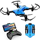 DROCON Ninja Drone for Kids & Beginners FPV RC Drone with 720P HD...