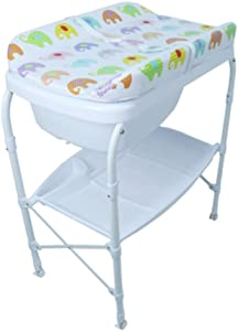 Mobile Changing Table Massage Table Multifunctional Newborn Bath Car Diaper Table Baby Bath Tub Tubing Touch Table Baby Dresser