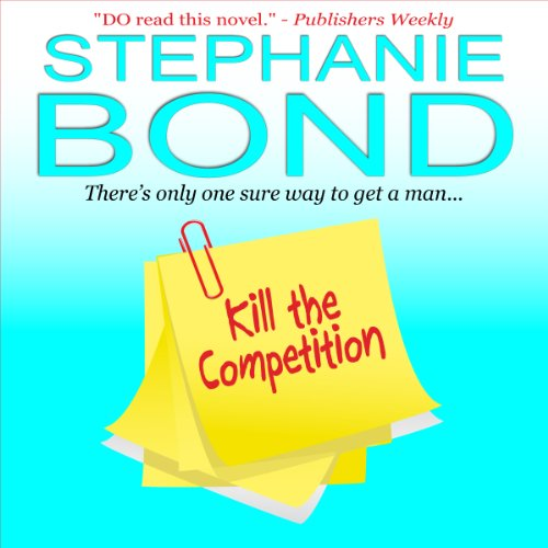 Kill the Competition audiobook cover art