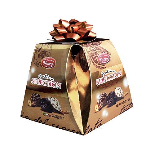 Witor´s Praline Selection Milchschokolade und Dunkle Schokoladen-Pralinen 300g