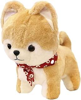 "Chinese New Year Decoration - Decoration Plush Puppy Stuffed Animal 11"" Tall - D"