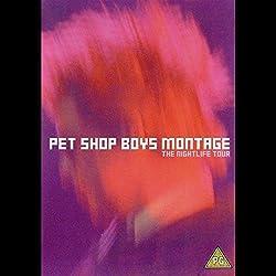 Pet Shop Boys : Montage - The Nightlife Tour