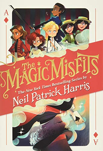 The Magic Misfits (The Magic Misfits, 1)