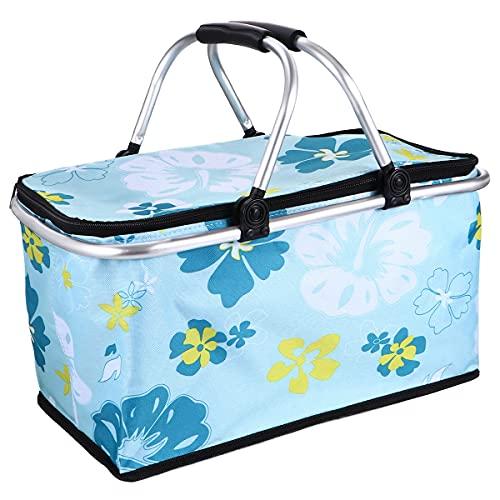 DOITOOL - Caja de conservación de alimentos para incubadora al aire libre con aislamiento para cestas de picnic