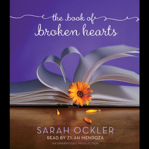 The Book of Broken Hearts cover art