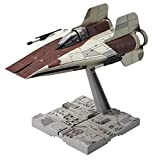 Japan Action Figures - Star Wars A-wing starfighter 1/72 scale plastic model *AF27* by Bandai