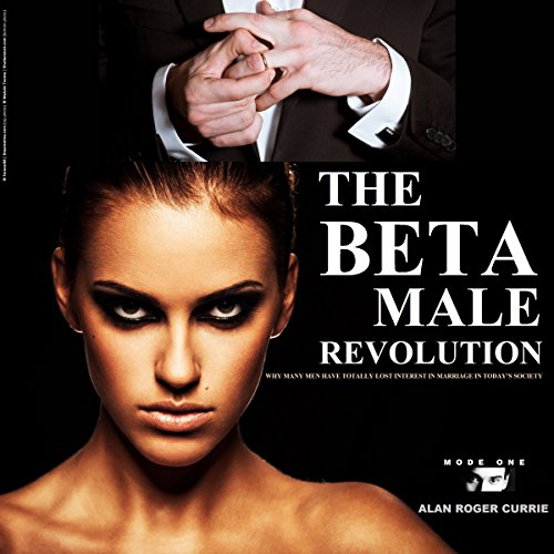 The Beta Male Revolution Titelbild