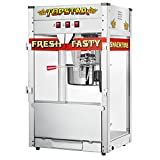 6208 Great Northern TopStar Commercial Quality Bar Style Popcorn Popper Machine, 12oz