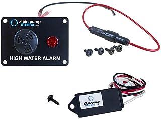 Albin Pump Marine Alarma digital de nivel alto de agua Albin Pump - 12V