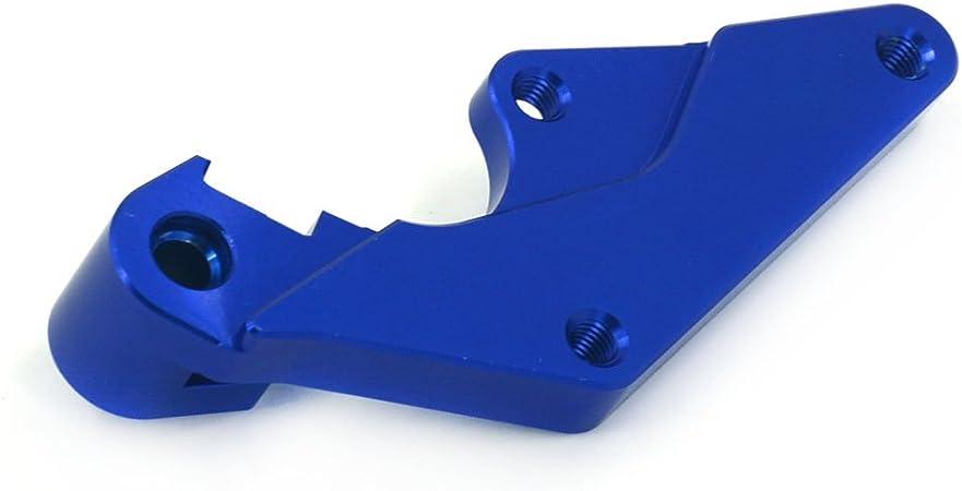 Staffa in alluminio per montaggio pinza radiale per Suzuki DRZ 400