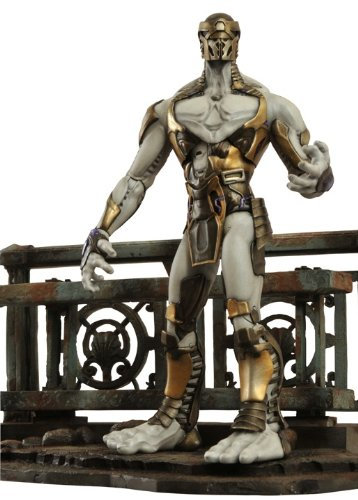 Marvel Select - The Avengers Movie Enemy Fig. [Import allemand]
