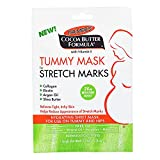Palmer's Cocoa Butter Formula Tummy Mask for Stretch Marks and Pregnancy Skincare (Single Use Mask)