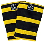 Strength Shop Double PLY Thor Knee Sleeves (Large)- Powerlifting Weightlifting Bodybuilding Pioneer inzer Mark Bell Titan Strong SBD rehband