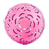 MAXGODS Premio Reggiseno Lavaggio Palla Per i Delicati - Lavanderia Portable Palla - Protezione Palla Da Bucato Sono I Migliori Per La Protezione Di Biancheria Intima, Lingerie e Calze.Colore Rosa