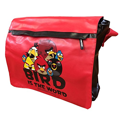 Angry Birds NEW Red Messenger Bag