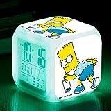 HHKX100822 Die Simpsons Bunte Farbe Ing-Change Wec
