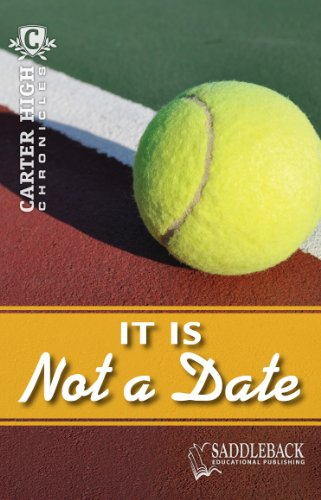 It Is Not a Date (Carter High Chronicles) (English Edition)