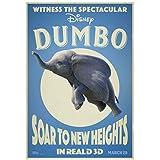 chtshjdtb Dumbo Film Tim Burton Colin Farrell Leinwand