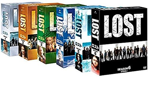 {LOST コンパクトBOX 全巻セット (シーズン1-6) [DVD]}