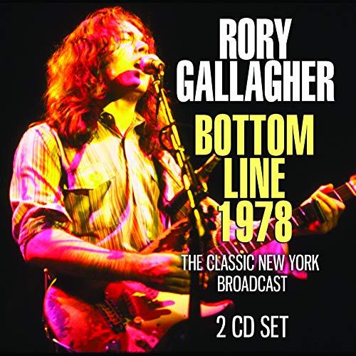 Bottom Line Radio Broadcast New York 1978