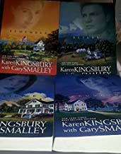 Authors Karen Kingsbury and Gary Smalley Four Book Bundle Collection of the Redemption Series Books 2-5, Includes: #2 REME...