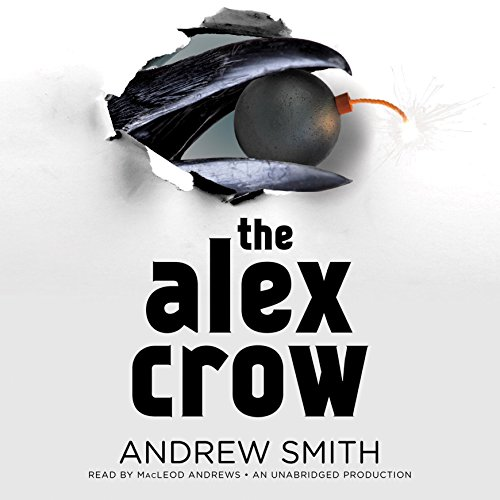 The Alex Crow audiobook cover art