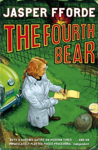 The Fourth Bear: Nursery Crime Adventures 2 (Nursery crimes) (English Edition)