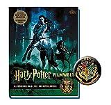 Panini Verlag Harry Potter - Mundo cinematográfico: todo sobre bosque, mar y cielo (1ª banda) + 1 botón de Harry Potter.