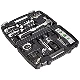 AmazonBasics 48-Piece General Household Home Repair and Mechanic's Hand Tool Kit Set