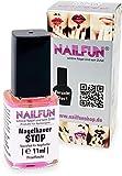 Nailfun stop morderse las uñas - esmalte amargo 10 ml