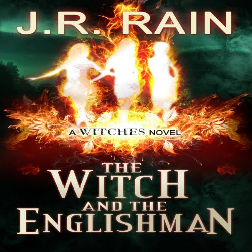 The Witch and the Englishman audiobook cover art