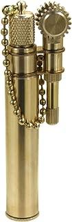 Douglass New Model Stylish Steampunk Design Oil Lighter Neo1 Made in JAPAN Brass