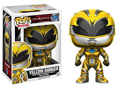 Funko 12344 Power Rangers 12344 Chibi Character Figures