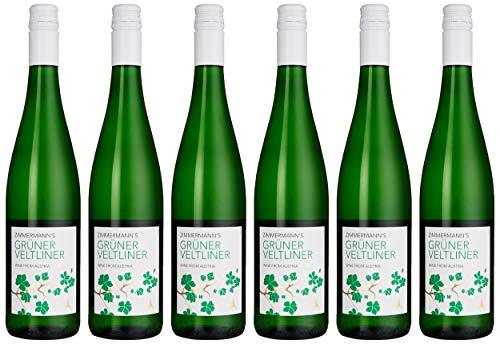 Zimmermann Grüner Veltliner Weißwein (6 x 0.75 l)